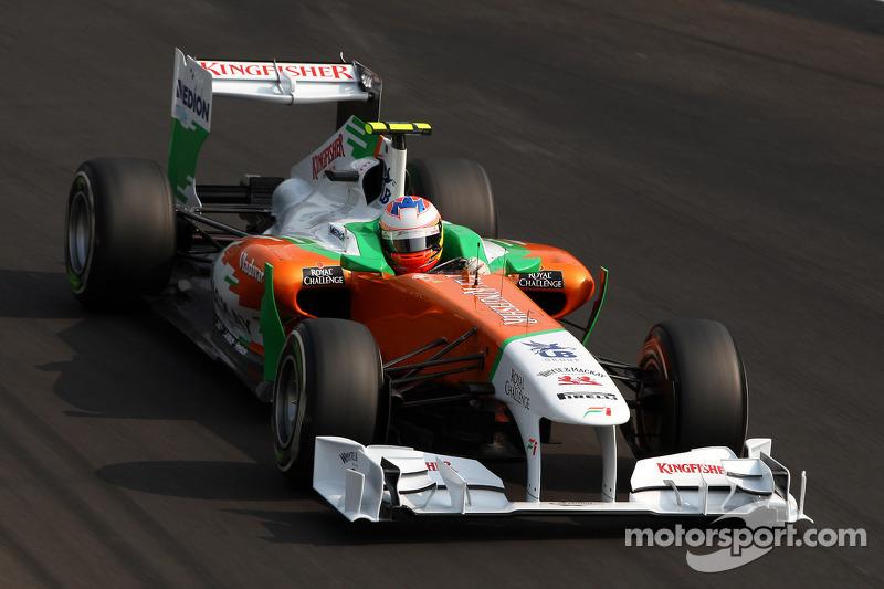 Force India F1 VJM04 (2011)