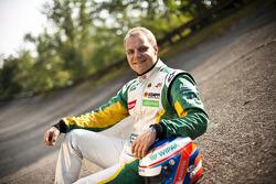 Valtteri Bottas 2011 GP3 Champion