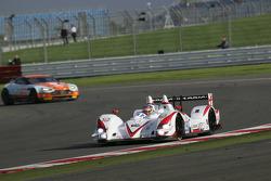#41 Greaves Motorsport Zytek Z11SN - Nissan: Karim Ojjeh, Tom Kimber-Smith, Olivier Lombard