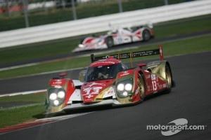 #13 Rebellion Racing Lola B10/60 Coupe Toyota: Andrea Belicchi, Jean-Christophe Boullion