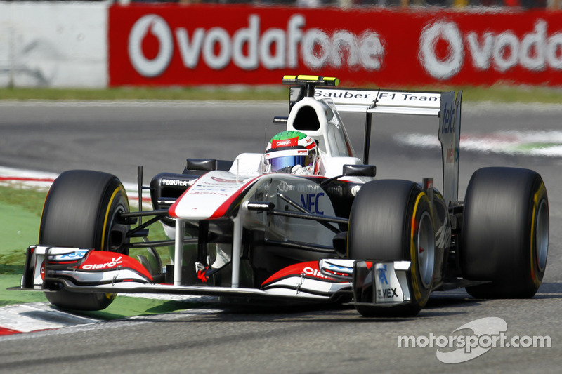 2011: Sauber-Ferrari C30