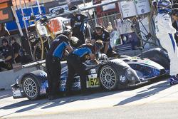#52 PR1 Mathiasen Motorsports Oreca FLM09: Ken Dobson, Henri Richard, Rene Villeneuve