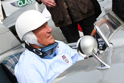 Fangio Homenaje: Sir Stirling Moss