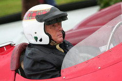 Fangio Homenaje: Jackie Stewart en el Maserati 250F