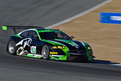 #99 Jaguar XKR: Bruno Junqueira, Kenny Wilden