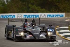 #33 Level 5 Motorsports Lola Honda: Scott Tucker, Christophe Bouchut, Joao Barbosa