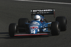 #34 Gary Culver, Tyrrell 012