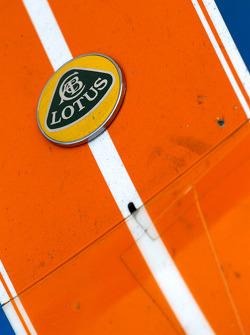 #65 Lotus Jetalliance Lotus Evora detail