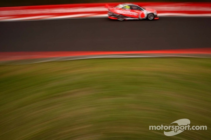 Jamie Whincup, Andrew Thompson, #88 TeamVodafone