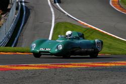 #27 Lotus XI Le Mans Series: Jacques Naveau, David Axisa