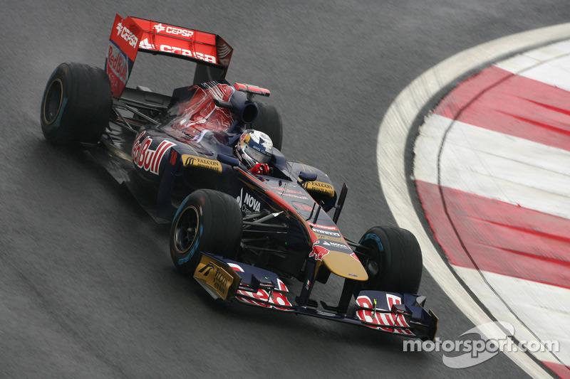 Себастьен Буэми (в Ф1 – 2009-2011, 55 Гран При, 29 очков)