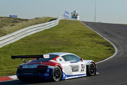 #22 United Autosports Audi R8 LMS: Mark Patterson / Joe Osbourne