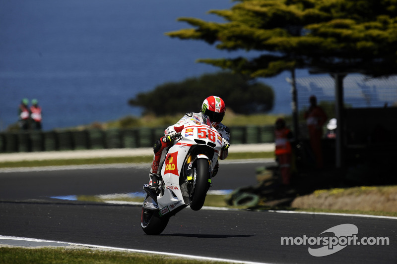 2011: Securing his best ever-finish down under