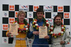 Wayne Boyd, Adrian Campfield, Josh Fisher