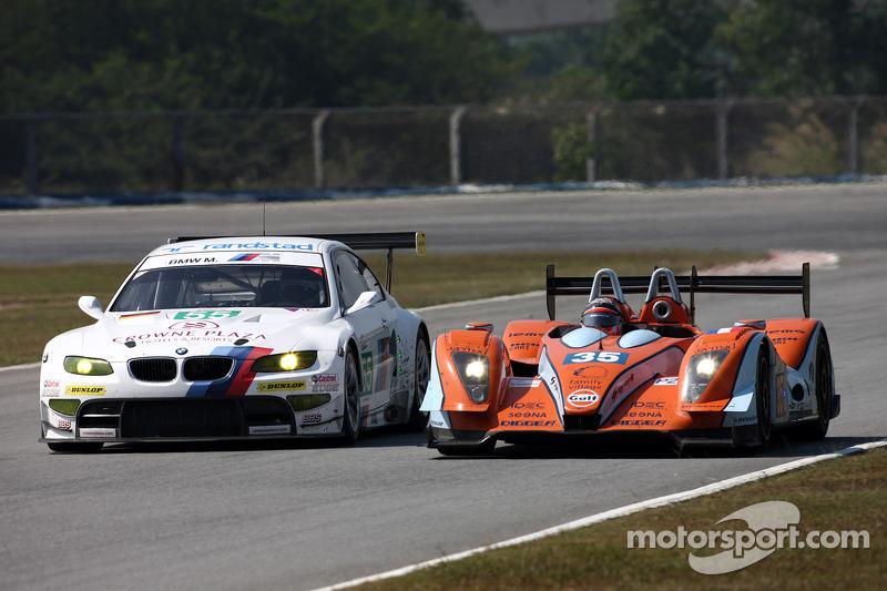 #35 Oak Racing Oak Pescarolo - Judd: Frederic Da Rocha, Patrice Lafargue, #55 BMW Motorsport BMW M3: