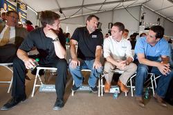 Championship contenders press conference: Carl Edwards, Tony Stewart, Ricky Stenhouse Jr. and Elliott Sadler