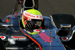 Oliver Turvey, Team McLaren Mercedes