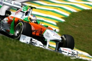 Force India to launch VJM05 on February 3