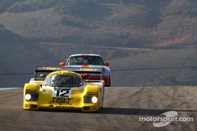 Réunion du Porsche Rennsport