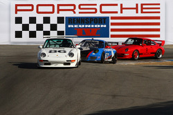 Chris O'Donnell 1998 Porsche RSR