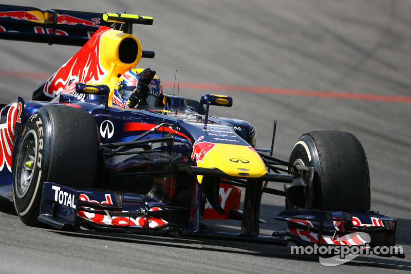 2011 - Mark Webber, Red Bull