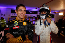 Vitaly Petrov and Martin Tomczyk