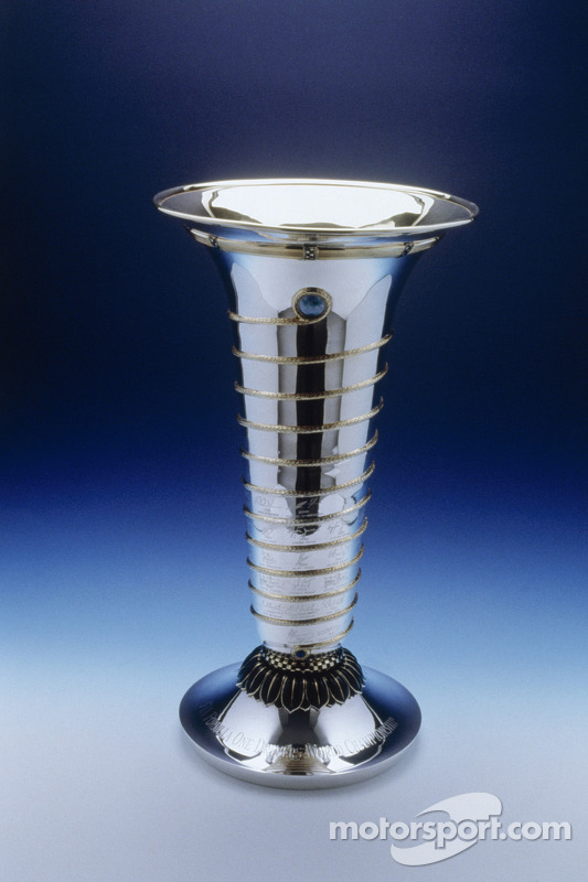 Formula One Driver's Trophy