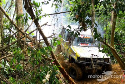 Rainforest Challenge, Maleisië