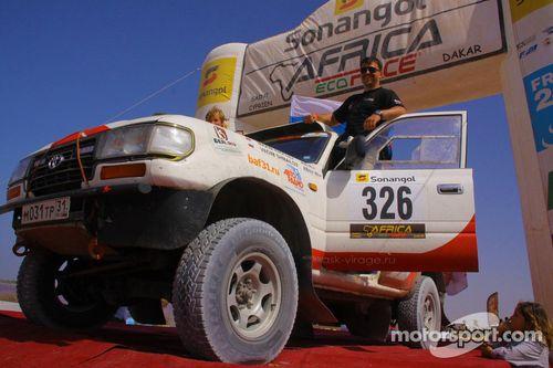 Марафон Africa Eco Race