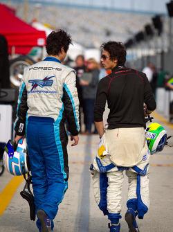 Dominik Farnbacher and Mario Farnbacher