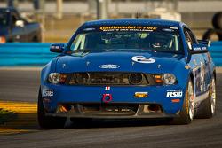 #2 Jim Click Racing Mustang Boss 302R: Jim Click, Mike McGovern