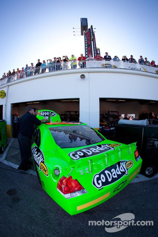 Wagen van Danica Patrick, Stewart-Haas Racing Chevrolet