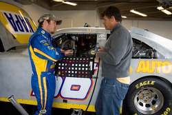 Martin Truex Jr., Michael Waltrip Racing Toyota and Michael Waltrip