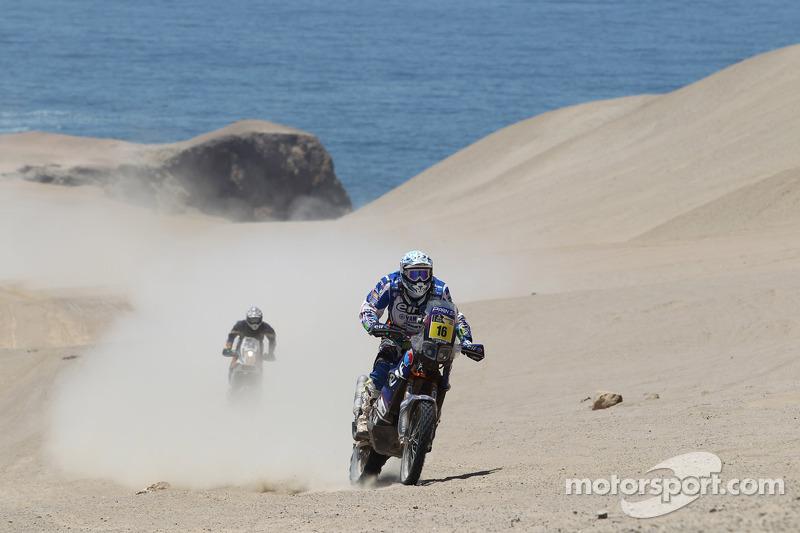 #16 Yamaha: Olivier Pain