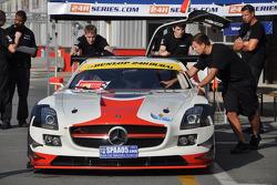 #6 Heico Motorsport Mercedes SLS AMG GT3: Bernd Schneider, Max Buhk, Christiaan Frankenhout, Max Nilsson