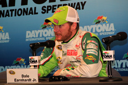 Press conference: Dale Earnhardt Jr., Hendrick Motorsports Chevrolet
