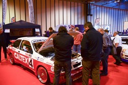 Ford Sierra RS500 - still drawing the crowds 25 years on