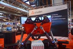 3 seat racing simulator