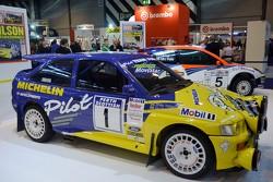 Ford Escort Cosworth - 1994 British Rally Championship winner