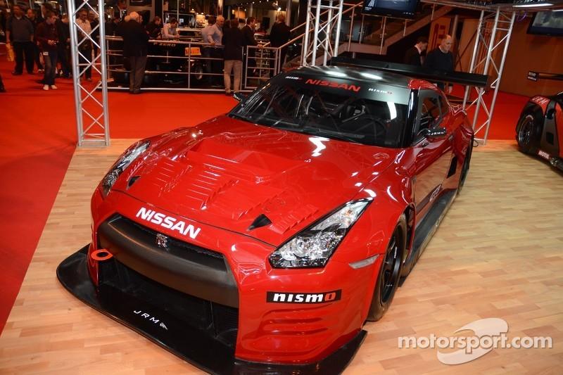 JRM Nissan R35 GT3