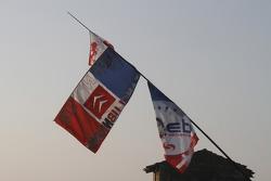 Citroën vlaggen