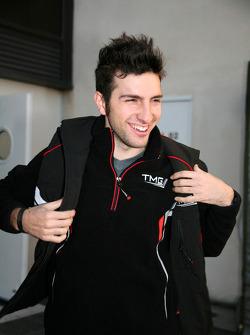 Andrea Caldarelli, Test driver
