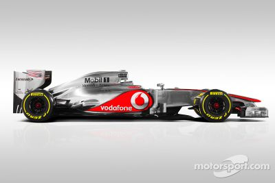 McLaren MP4-27 lancering