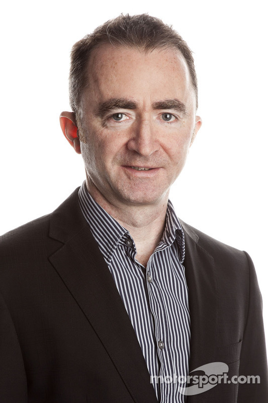 Paddy Lowe