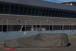 Sauber C31 Ferrari Launch