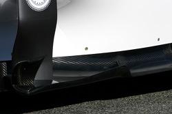 Technical detay, body work - Sauber C31 Ferrari Launch