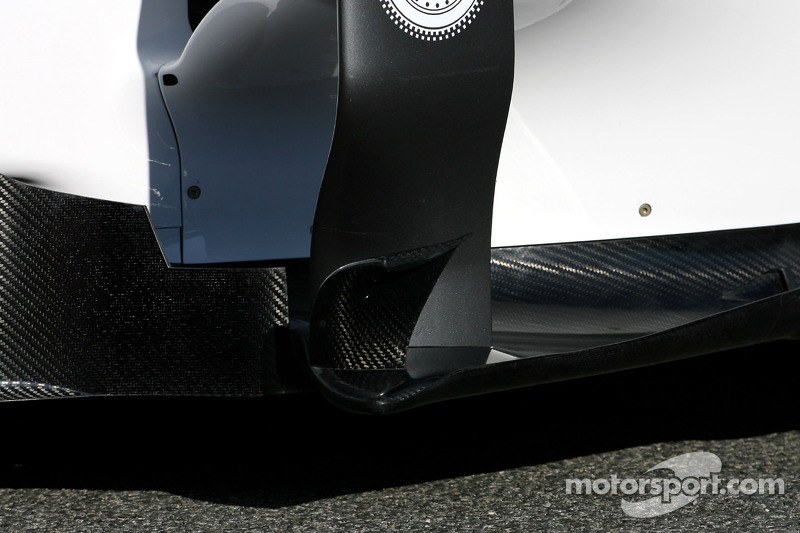 Technical detail, wing - Sauber C31 Ferrari Launch
