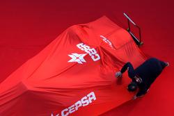 Der abgedeckte Toro Rosso STR7