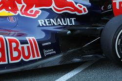 Mark Webber, Red Bull Racing rear