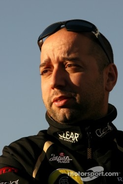 Gerard Lopez, Lotus Renault GP owner